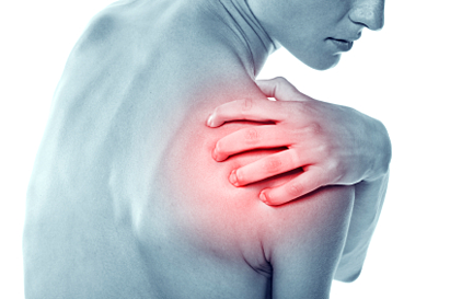 shoulder pain without injusry