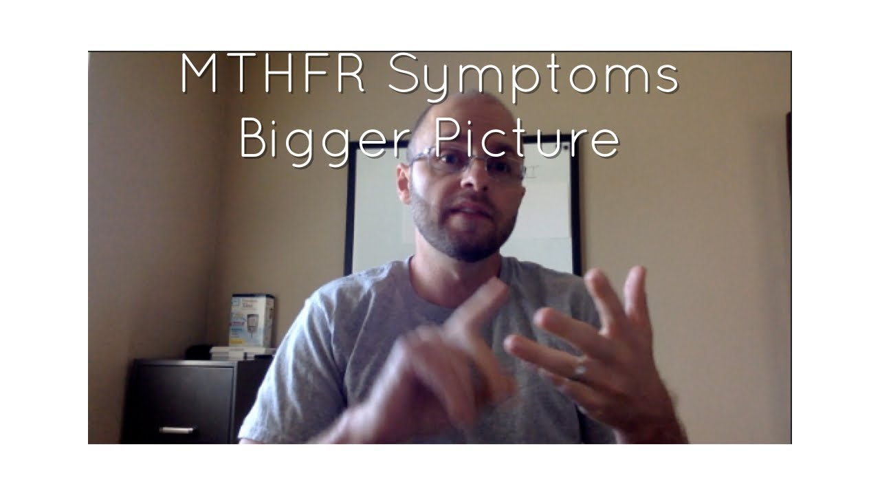 MTHFR Symptoms Compared to COMT